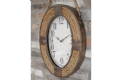 Rustic Rope Hanging Clock